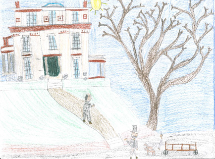 forbes house museum lincoln essay drawing contest 2016 drawing submission by elisa asanza