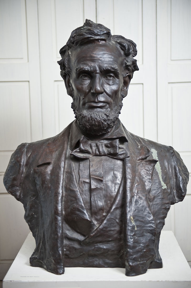 forbes house museum lincoln essay drawing contest bronze bust of abraham lincoln 1909