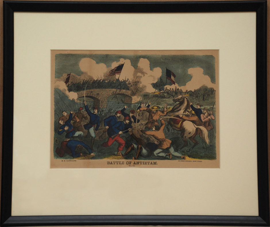 the battle of antietam essay Read this history other essay and over 88,000 other research documents battle of antietam my research paper will be on the bloodiest battle of all, the battle of antietam.